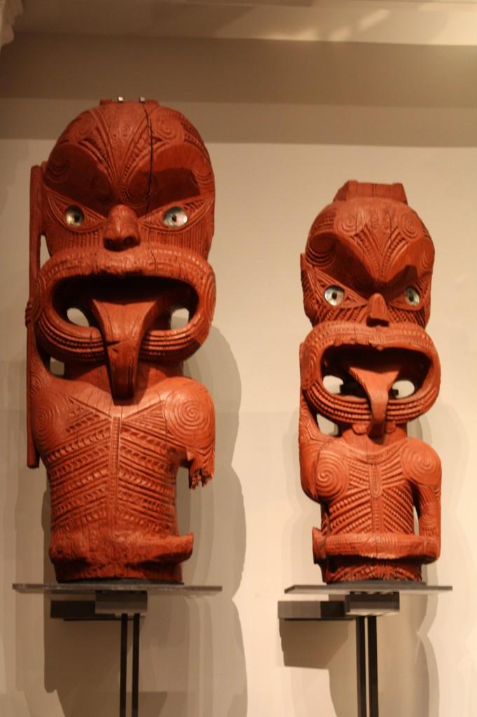 cronicas viajeras auckland museo tikis