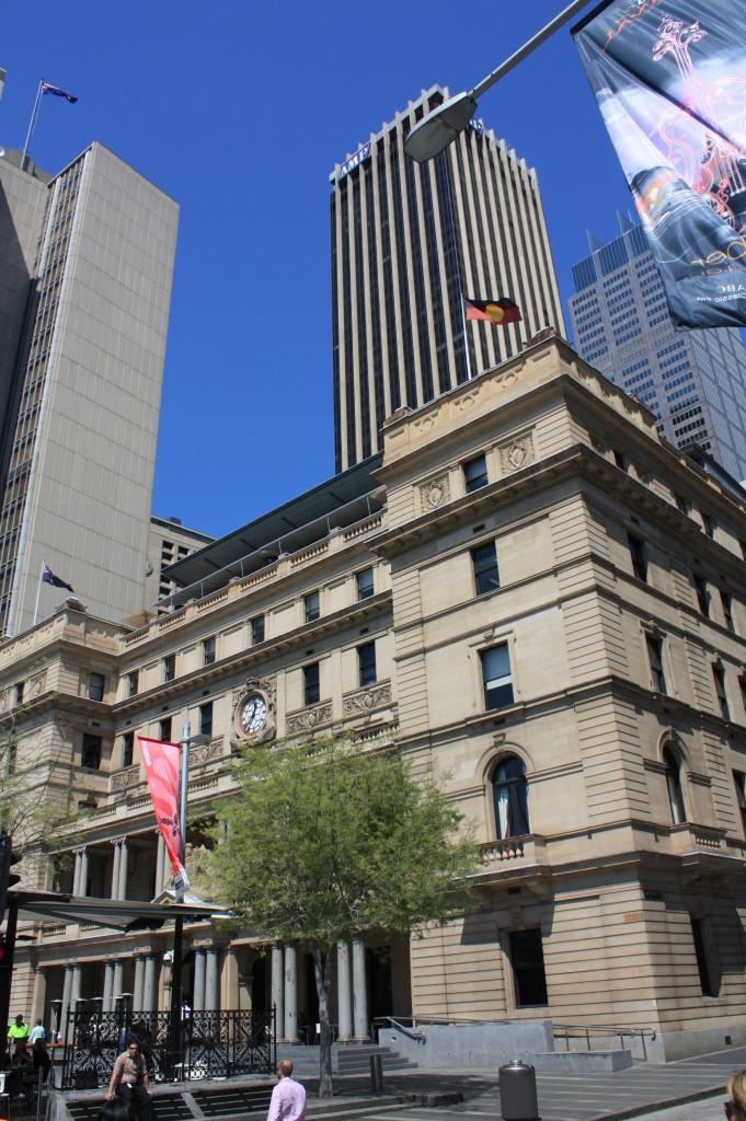 the customs house sydney