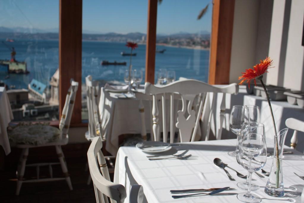 Hotel Gervasoni en Valparaíso