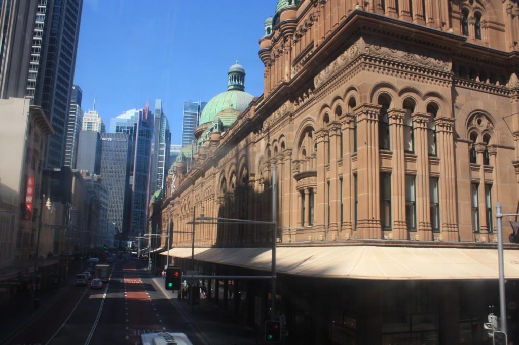 galleries victoria desde el monorail de sydney