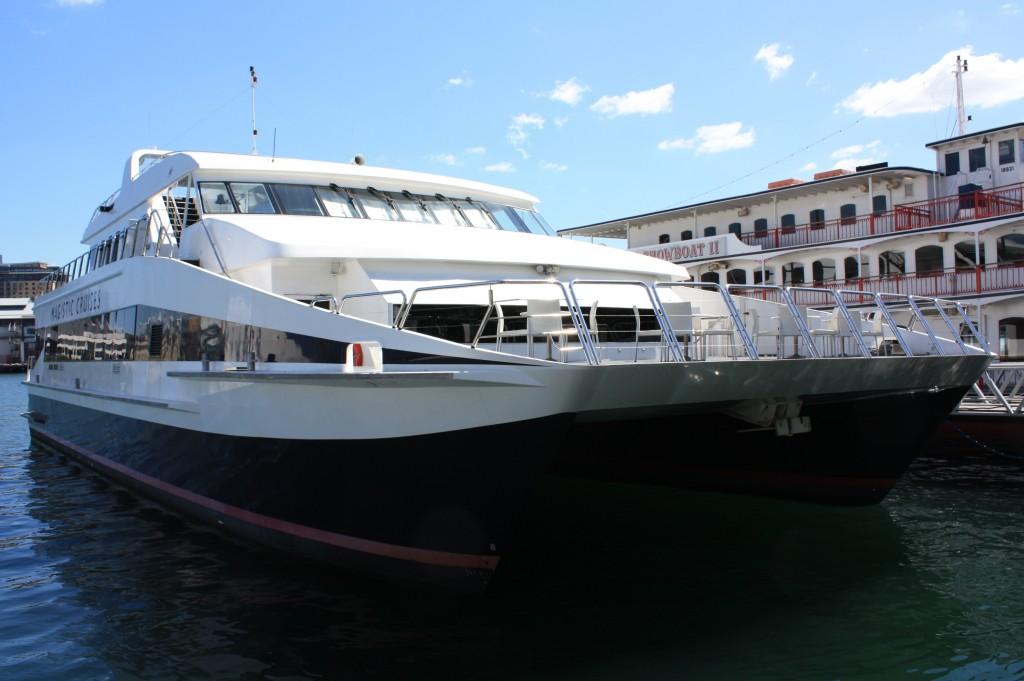 sydney mar barco