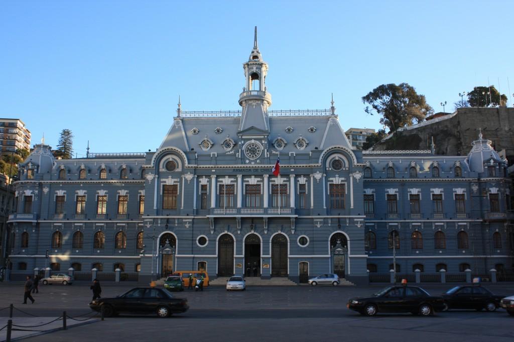 valparaiso edificio armada