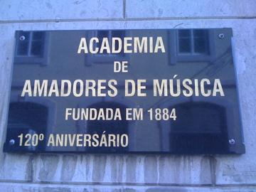 academia de amadores de música Lisboa