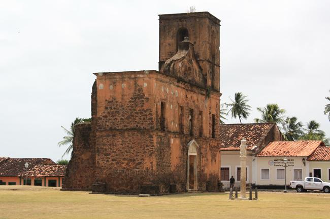 alcantara brasil maranhao iglesia derruida