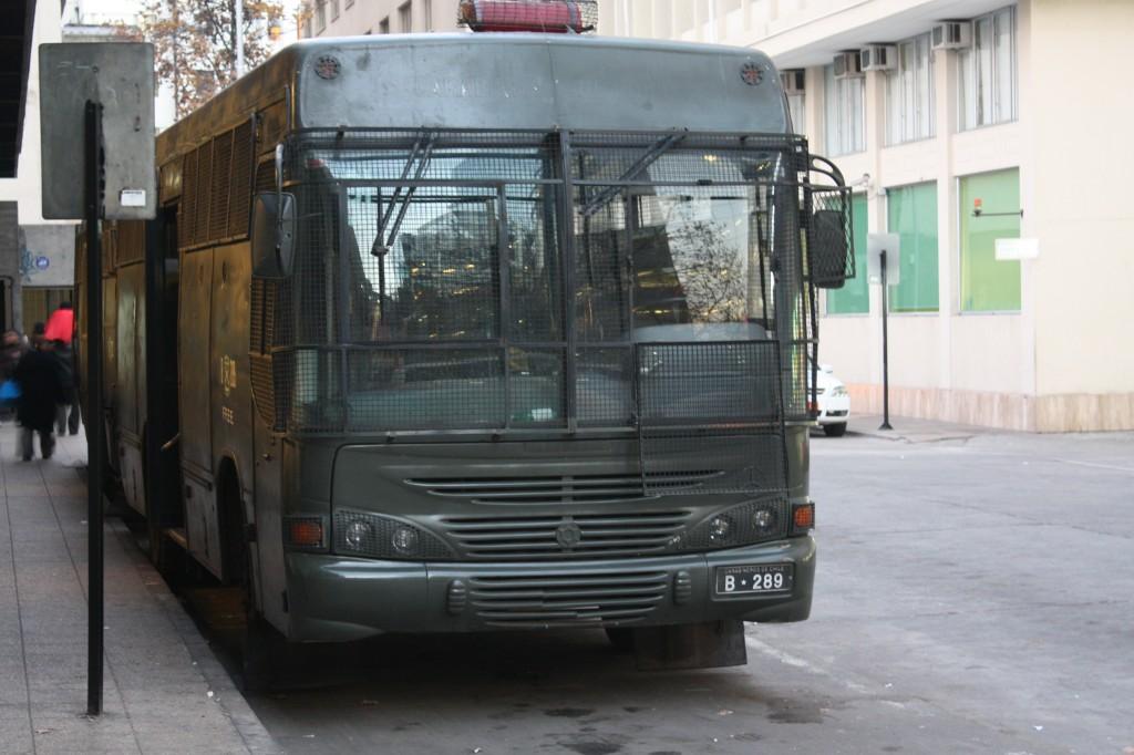 autobus militar