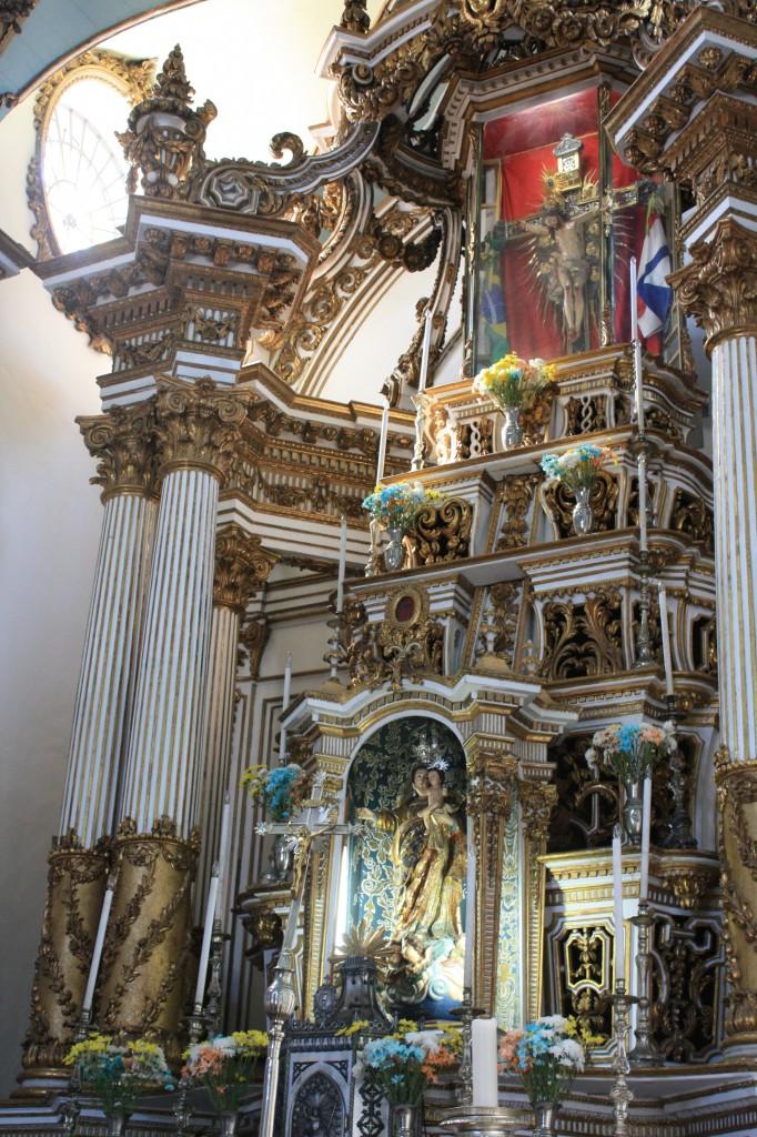 bonfim altar cronicas viajeras