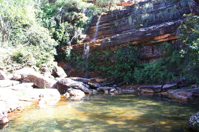cachoeira mosquito lencois cronicas viajeras