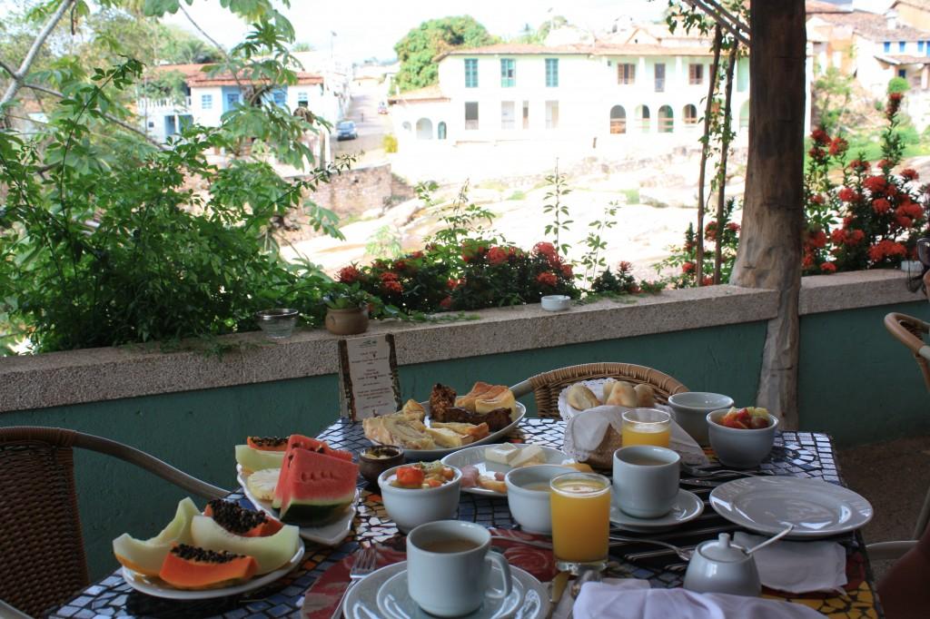 canto das aguas lençois cronicas viajeras desayunos