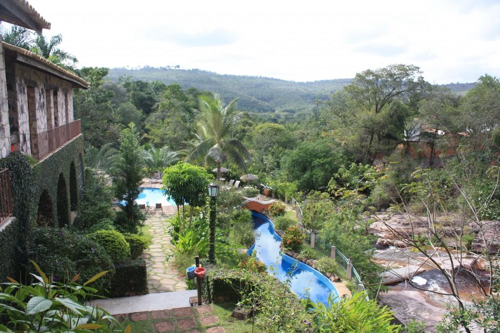 canto das aguas lençois cronicas viajeras piscina