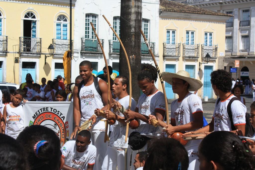 capoeira en pelourinho cronicas viajeras 1