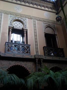 casa do alentejo en Lisboa