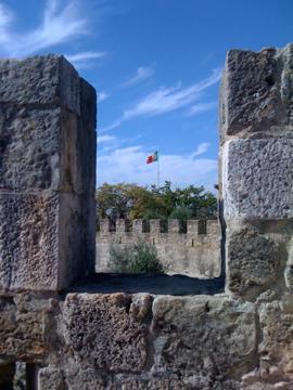 castelo san jorge lisboa