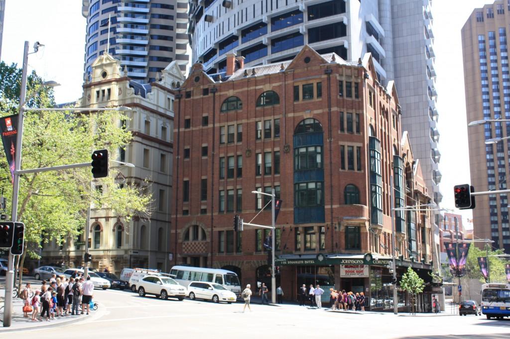 centro sydney edificio