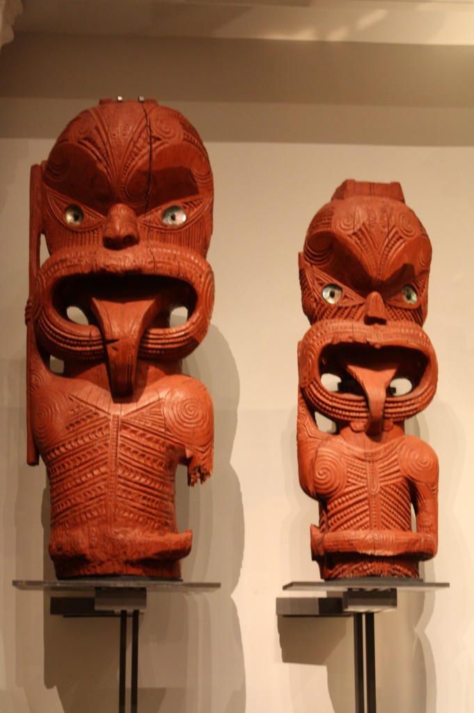 cronicas viajeras auckland museo tikis
