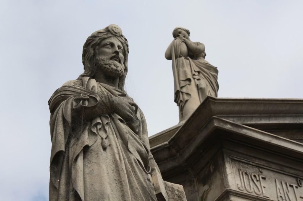cronicas viajeras cementerio buenos aires