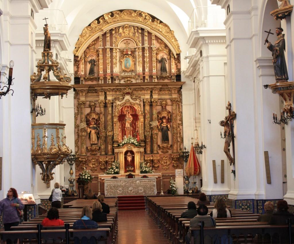 cronicas viajeras iglesia pilar