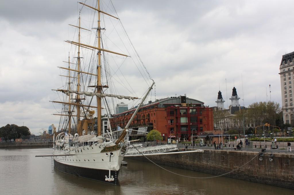 cronicas viajeras puerto madero 1