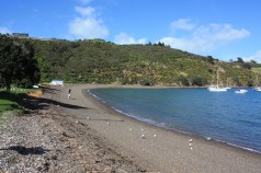 cronicas viajeras waiheke playa