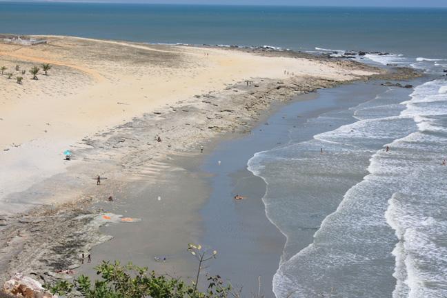 Playa en Jericoacoará