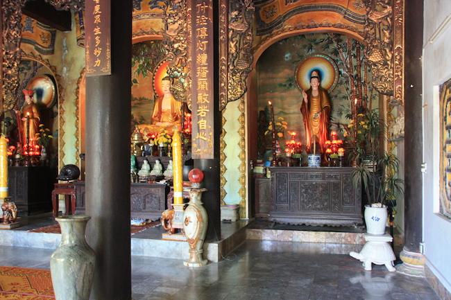 Pagoda en la Montaña del Agua
