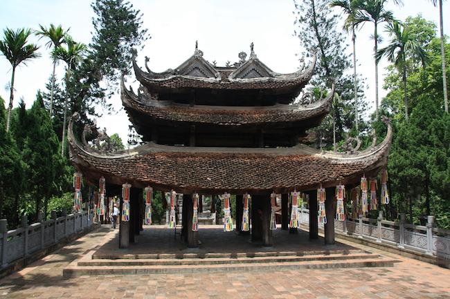 Este edificio antecede a la Pagoda de la Cocina Celestial