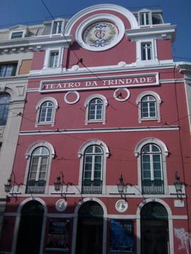 edificios en Lisboa