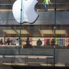 en el apple store de sydney