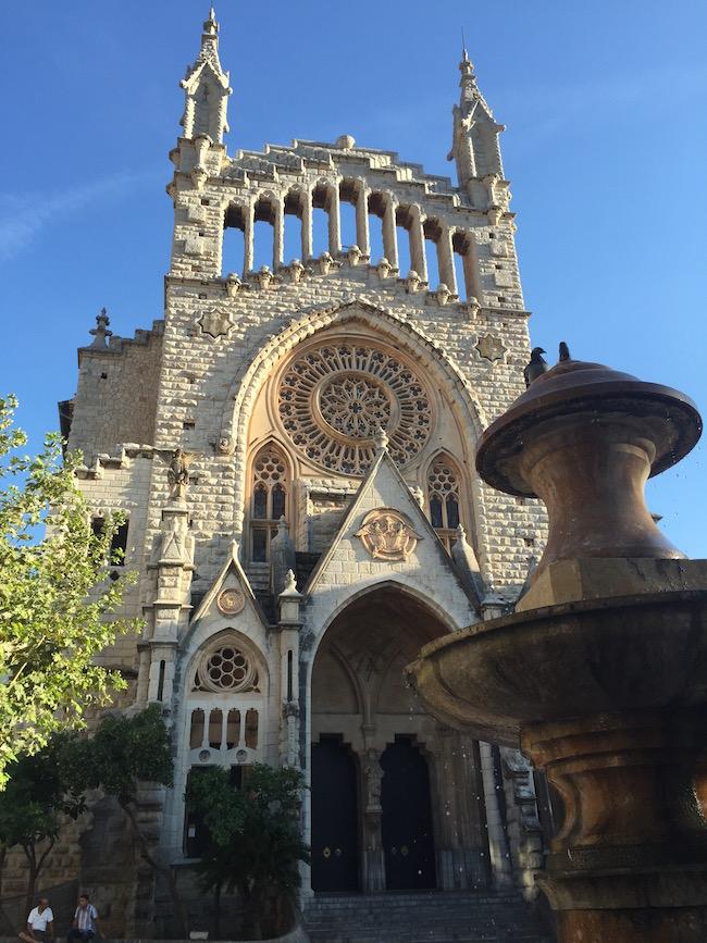 Iglesia Parroquial de Sant Bartomeu (Sóller)