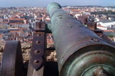 lisboa vistas desde castelo de san jorge