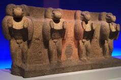 babuinos egipto exposición