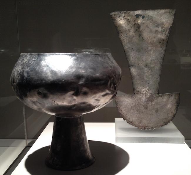 Los Mochica fueron excelentes metalúrgicos: algunas de sus técnicas de aleación no se conocieron en Europa hasta el S XVIII