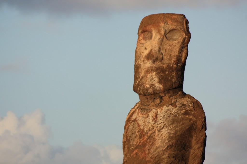 moai misterio cronicasviajeras isla de pascua