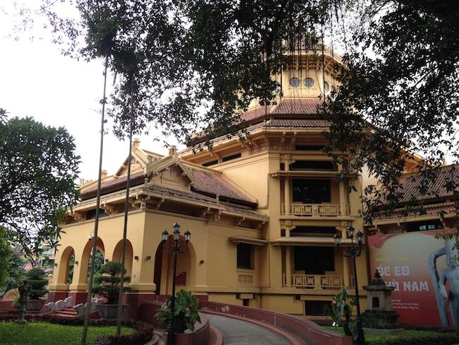 El Museo de Historia Vietnamita