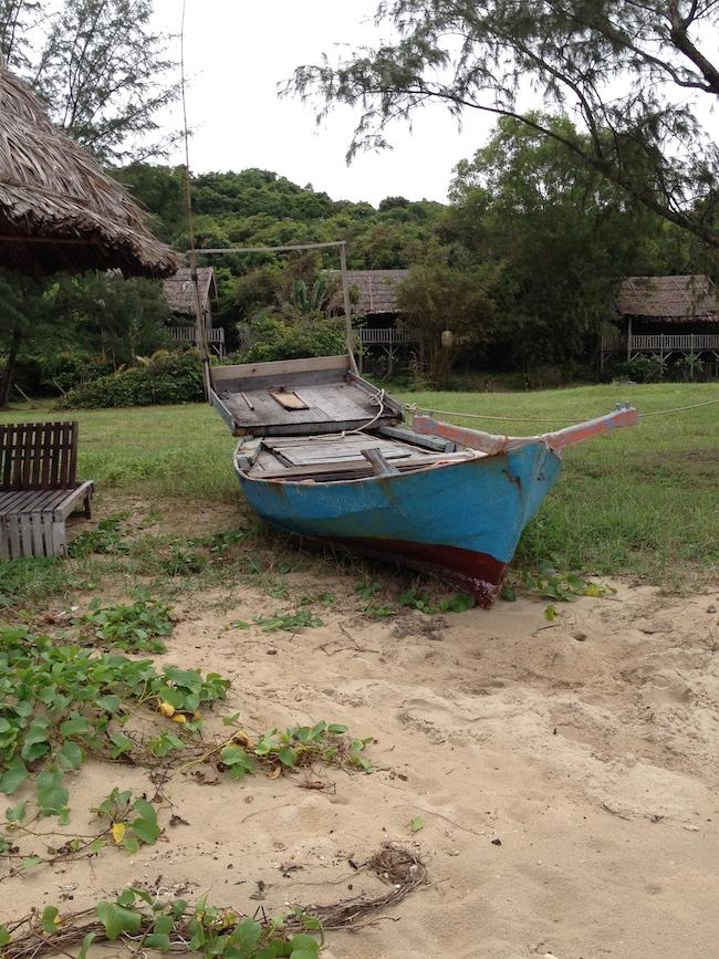 Barca de pescadores