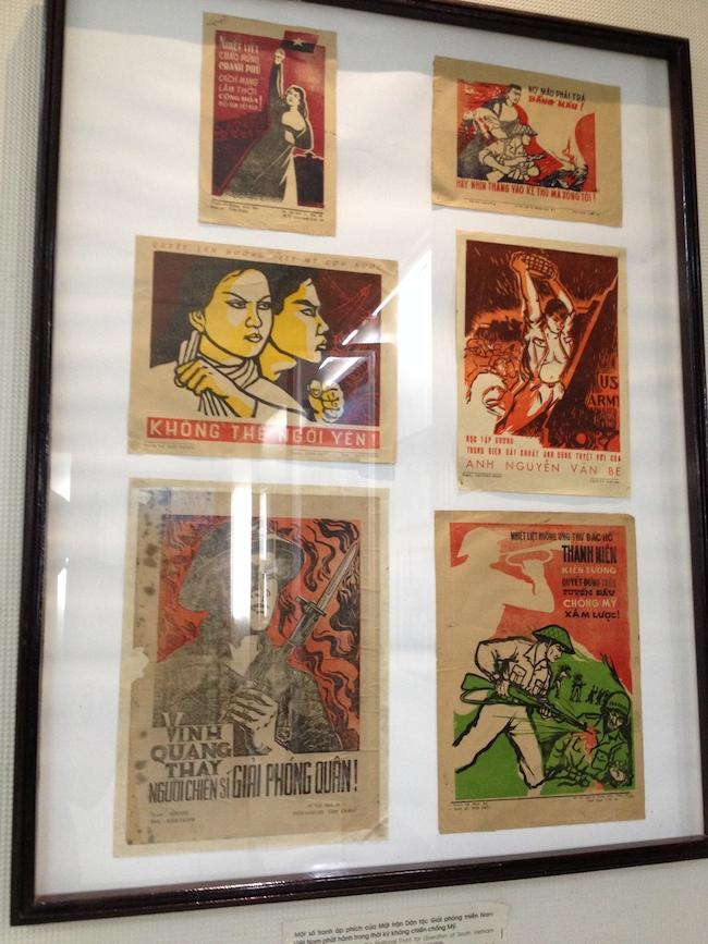 Propaganda de guerra del partido comunista de Vietnam
