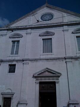Iglesia de san roque lisboa