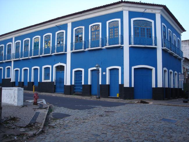sao luis de maranhao casa azul