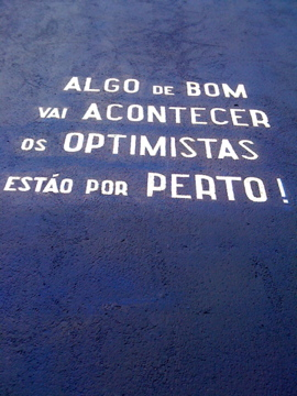 stencil lisboa optimistas