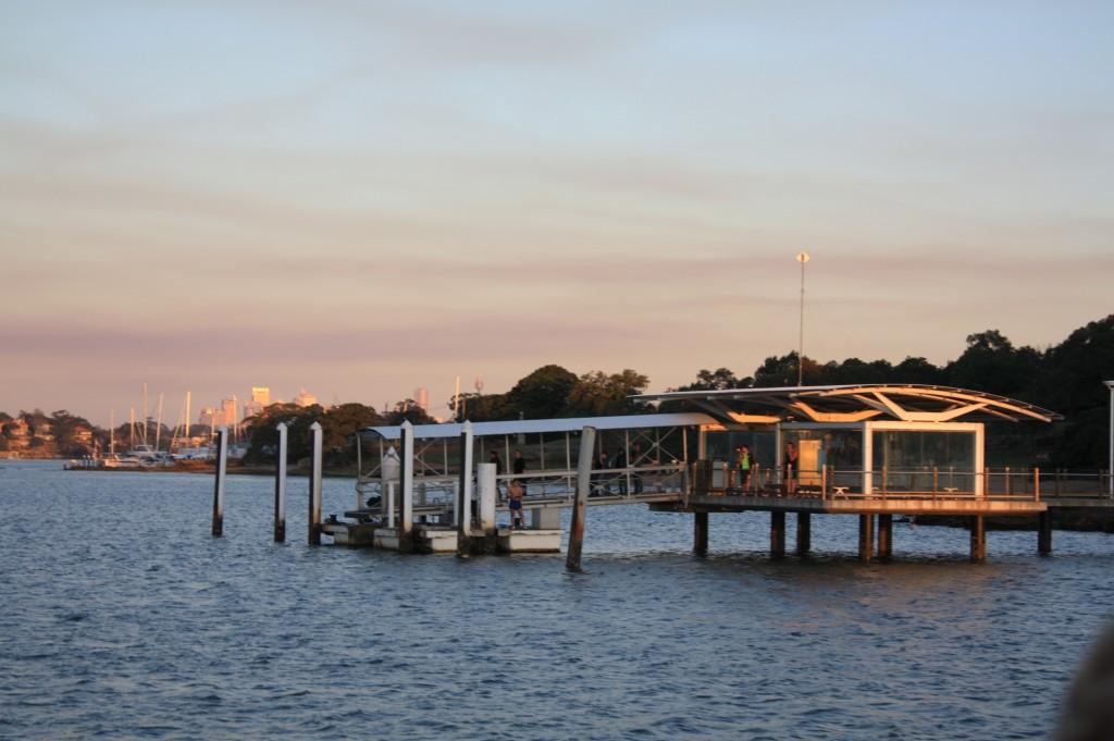 sydney ferry embarcadero