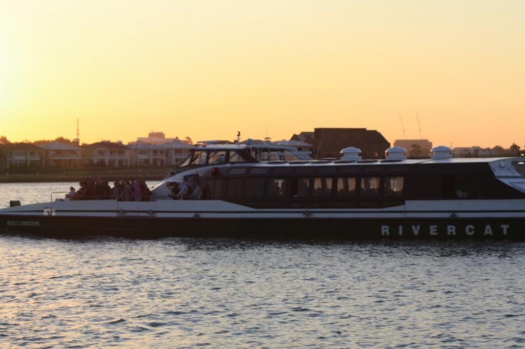 sydney ferry rivercat