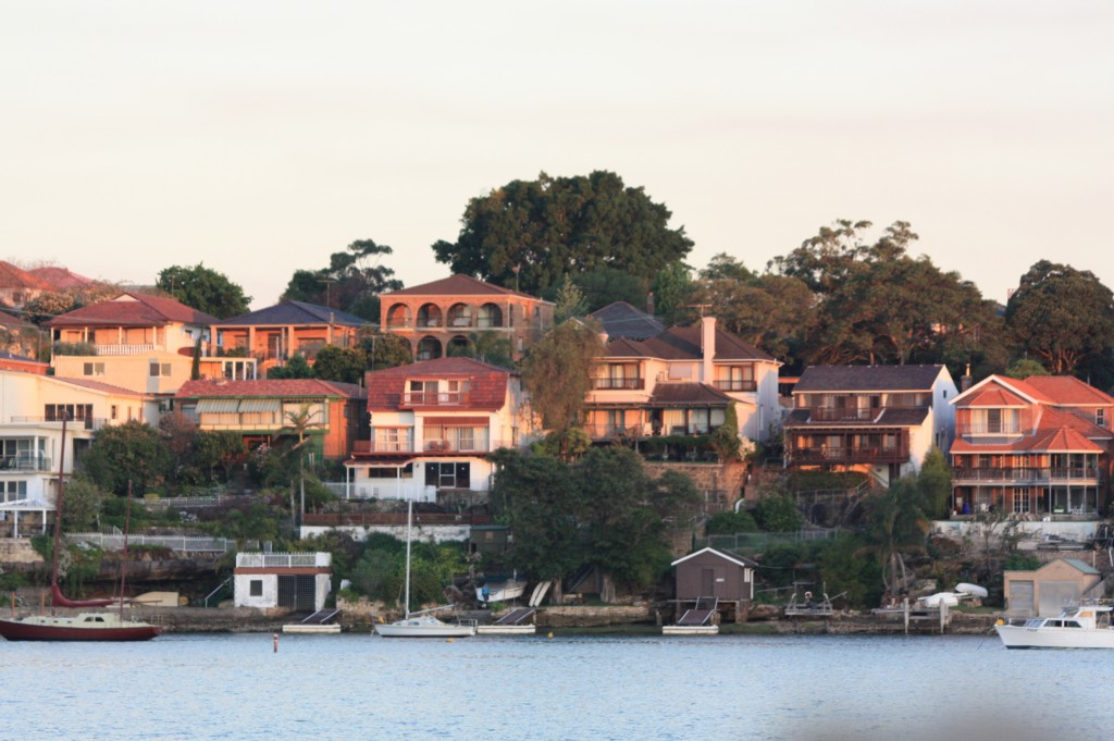sydney mansiones ferry