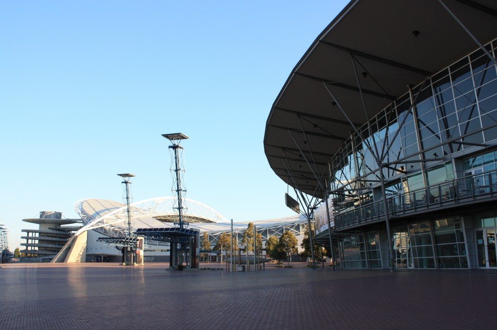sydney zona olimpica