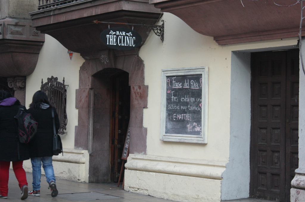 the clinic en Santiago de Chile