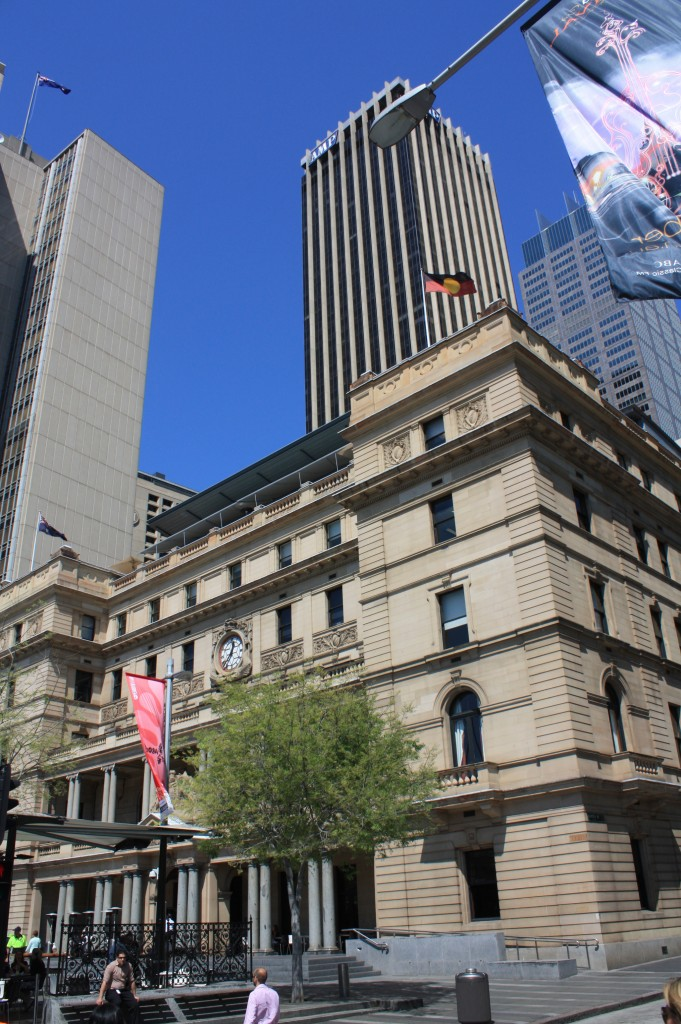 the customs house sydney
