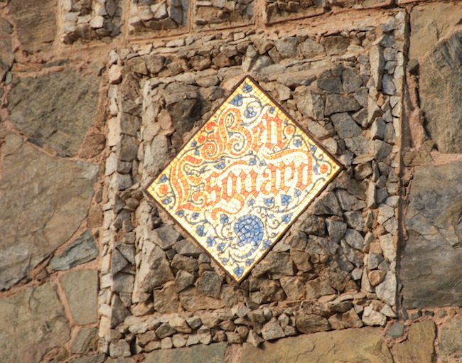 Torre Bellesguard: nombre
