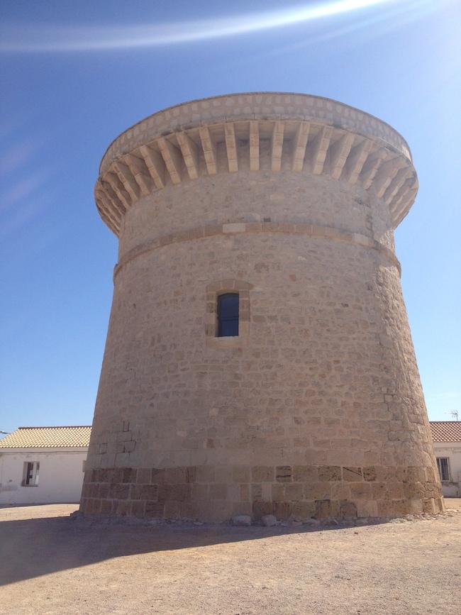 La Torre de la Illeta de El Campello