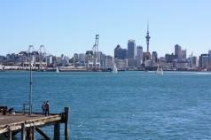 volviendo a Auckland