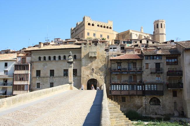 Portal de San Roque, Valderobles
