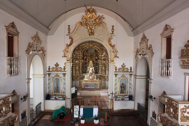 alcantara brasil maranhao iglesia interior