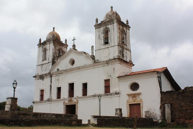 alcantara brasil maranhao iglesia